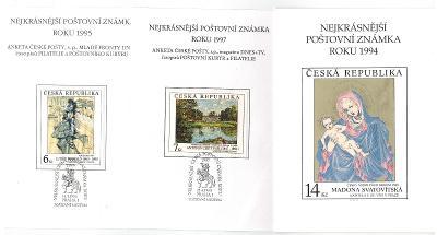 Česká republika AČP 1 - 9 vysoký katalog 3450 Kč