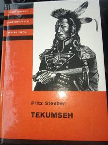 Edice KOD Sv. 116/4 Tekumseh. Steuben 1987