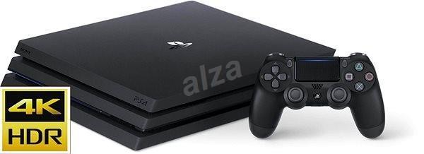 Herní konzole PlayStation 4 Pro 1TB
