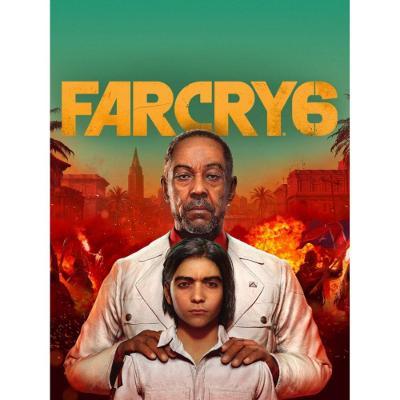 Far Cry 6 - PC/Uplay (elektronický klíč)