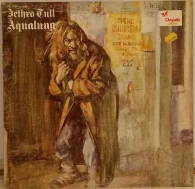 LP Jethro Tull - Aqualung, 1973 EX