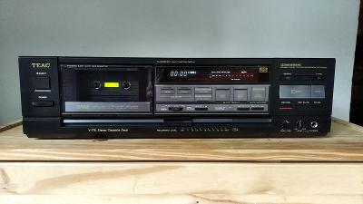Vintage hifi magnetofon tape deck Teac V770