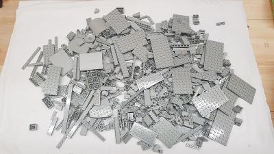Lego díly light gray 0,8 kg od Legomania