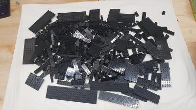 Lego díly černé 0,8 kg od Legomania