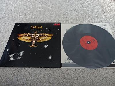 LP - Saga - Saga (1978, GER)