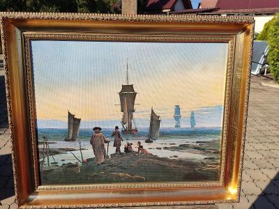 Galerijní sběratelský Caspar David Friedrich  od 1kč