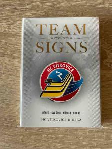 OFS Classic 19/20 Team Signs/20 - Vítkovice Němec Svačina Köhler Hrbas