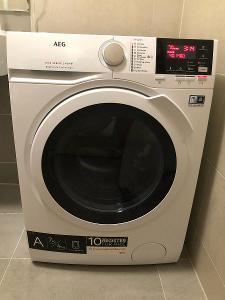 Pračka se sušičkou AEG Dualsense L7WBG47W