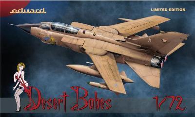 1:72 DESERT BABES  Tornado GR1   Eduard
