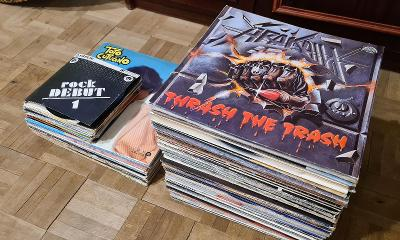 Sbírka gramofónových desek od roku 1960 - 116 KS
