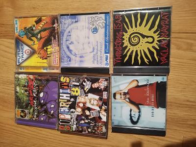 Hudební CD