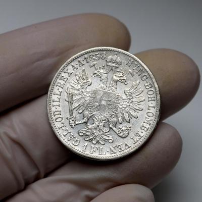 Zlatník 1858 V - vzácný ročník - katalog až 50000