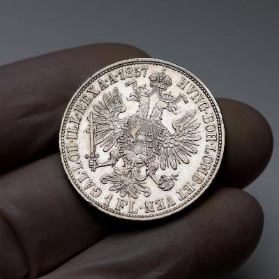 Zlatník 1857 A - vzácný ročník - katalog až 8000