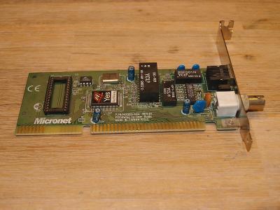 Síťová karta Micronet SP2020B