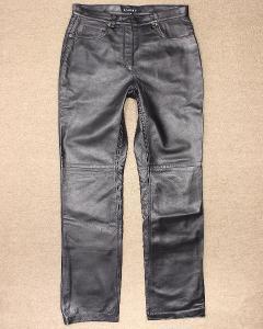 Dámské kožené motorkářské kalhoty RABERG vel. M/42 #9464