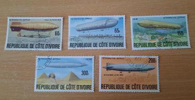 Vzducholode, Pobrezie Slonoviny