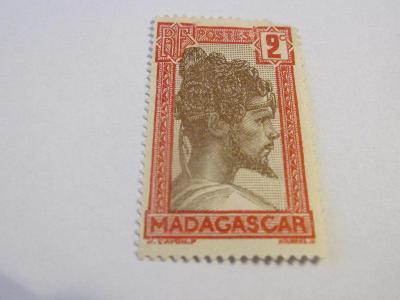 Prodávám známky Madagaskar 1930, Muži - Účesy