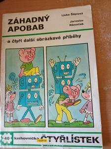 ZÁHADNÝ APOBAB č.40 1975r.
