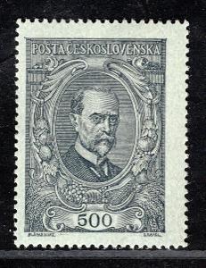 Masaryk 1920/141, TGM, šedá 500 h/19.60098