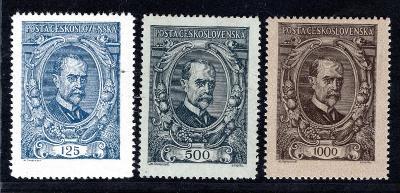 Masaryk 1920/140 - 2, TGM, 1000 h lehký ohyb, základní řada, /19.63964