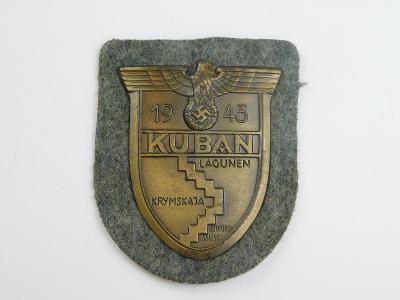 Rukávový štít Wehrmacht - KUBAN 1943