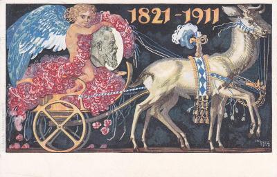 Celina Německo, Bavorsko 1821-1911