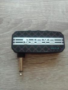 Kytarový sluchátkový zesilovač
