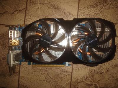 Grafická karta Gigabyte GV-N66TOC-2GD (chipset GeForce 660 GTX Ti)