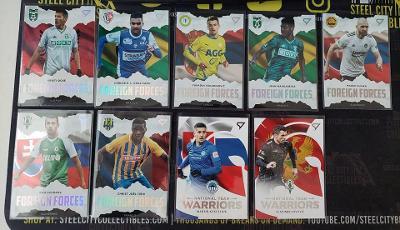 Fortuna Liga:  7x Forces + 2x Warriors