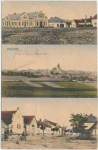 36 - Mladoboleslavsko, Mečeříž, 3 - záběr, Nakl. J. Polák, cca 1922
