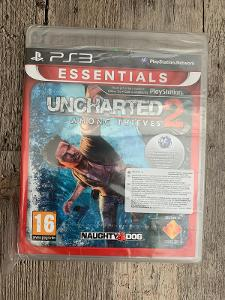 Uncharted 2 Among Thieves (PS3)