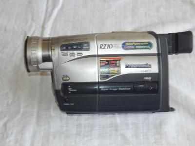 Starší videokamera Panasonik na náhr. díly?