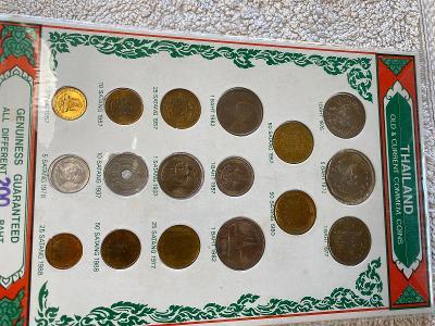 """sada mincí Thaisko """"velká"""""""