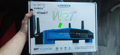 ♨️♨️🔴🔴  Výkonný GAMING router LINKSYS WRT 3200 ACM  🔴🔴♨️♨️