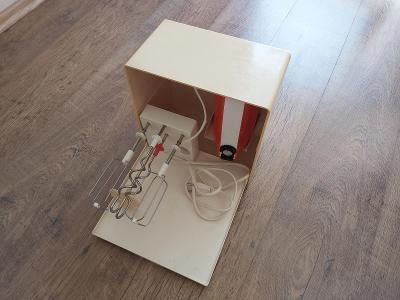 Starý mixér, šlehač ETA + krabička