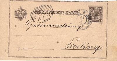 RAKOUSKO - r.1904, potvrzení o zaplacení daní, Ferchenbauer 100 eur