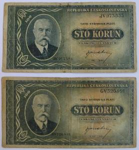 Bankovky ČSR