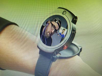 Chytré hodinky DM28 Smart Watch