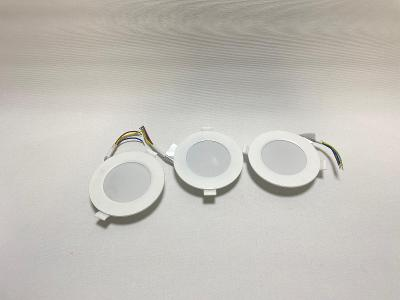 3X LED bodové Světlo 6W 3000K záruka!!