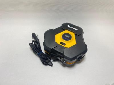 AUDEW 12V 150PSI vzduchový kompresor pro huštění pneumatik LCD záruka!