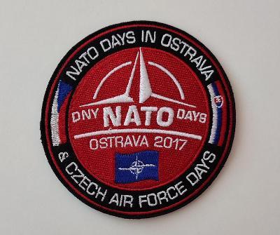 NÁŠIVKA DNY NATO 2017