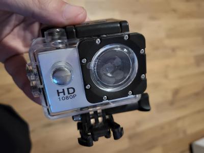 Hd mini kamera , vodotěsná - NOVÁ