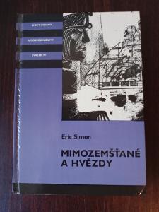 Mimozemšťané a hvězdy - Erik Simon - KOD sv. 191