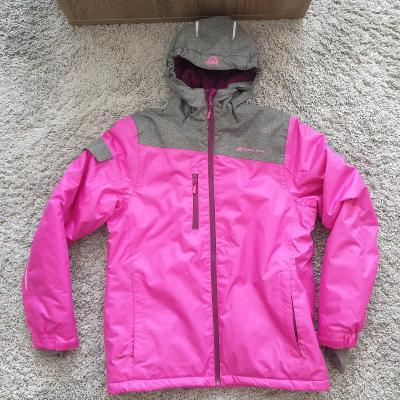Dívčí zimní bunda 164/170 AlpinePro
