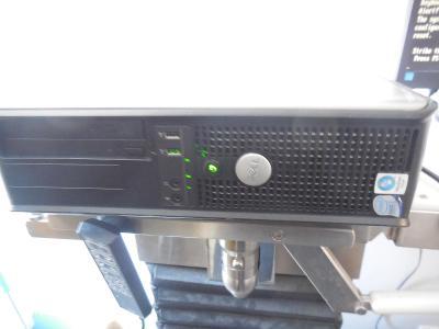 DELL 755 optiplex core 2  funkční k přeinstalaci  či na repas či díly