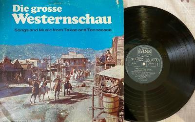 """Nipso Brantner & The """"Swinging Cowboys"""" - Die Grosse Westernschau"""