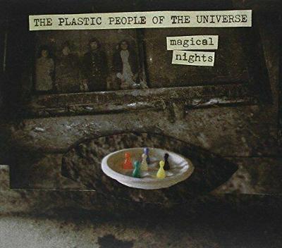2CD PLASTIC PEOPLE OF THE MINIVERSE - MAGICAL NIGHTS/DIGIPAK /MUNSTER