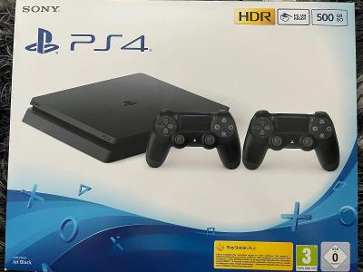 Playstation 4 , 2x Dualshock a 7 her