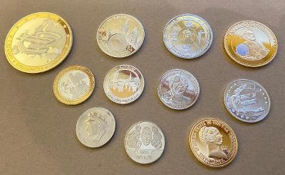 Pamětní Mince/Medaile