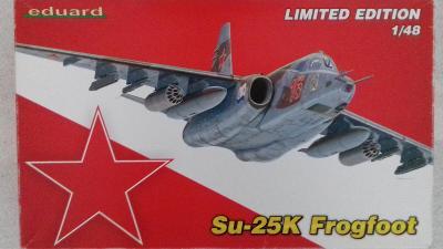 Su-25K, 1/48 Eduard